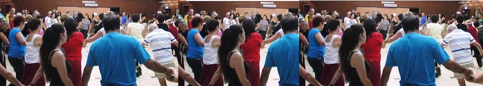 רוקדים בגניגר
